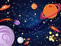 """Тематическая неделя """"Мечты о космических далях"""""""